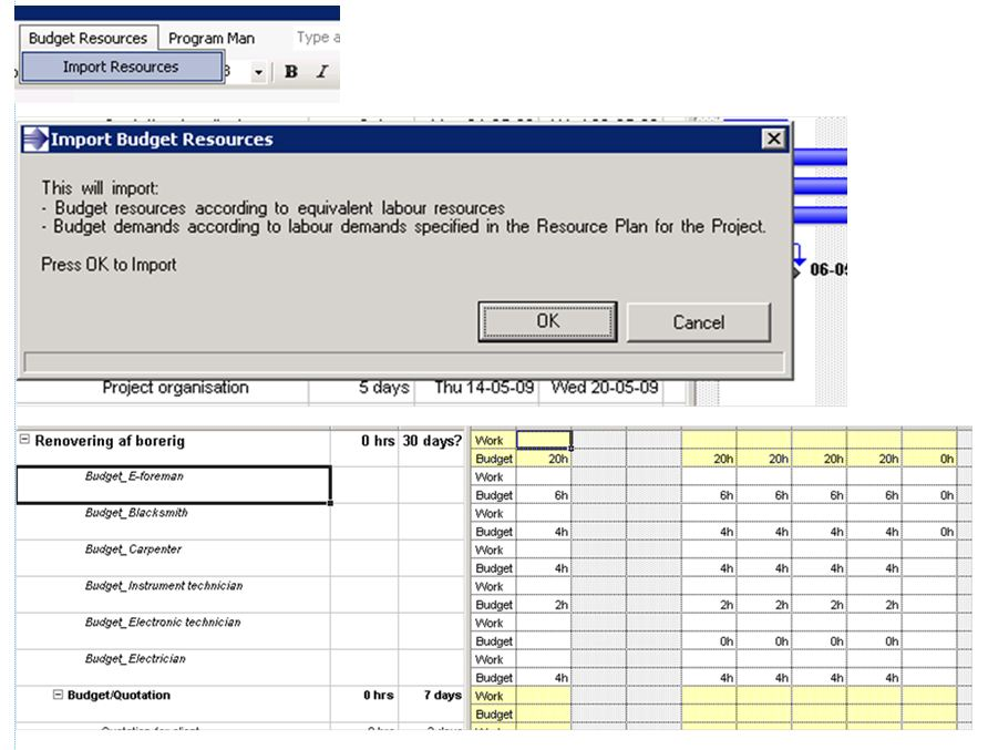 """project resource plan """"resource engagements,"""" a new feature in microsoft project online, is the way project managers and resource managers come to agreement on resource allocations the resource engagement feature substitutes the resource plan feature you might know from the previous version of project online or."""